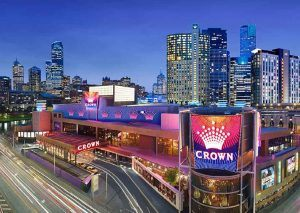 Crown casino-Melbourne